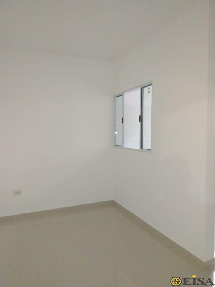 LOCAÇÃO   CONDOMíNIO - Parque Edu Chaves - 1 dormitórios -  Vagas - 48m² - CÓD:EJ5264