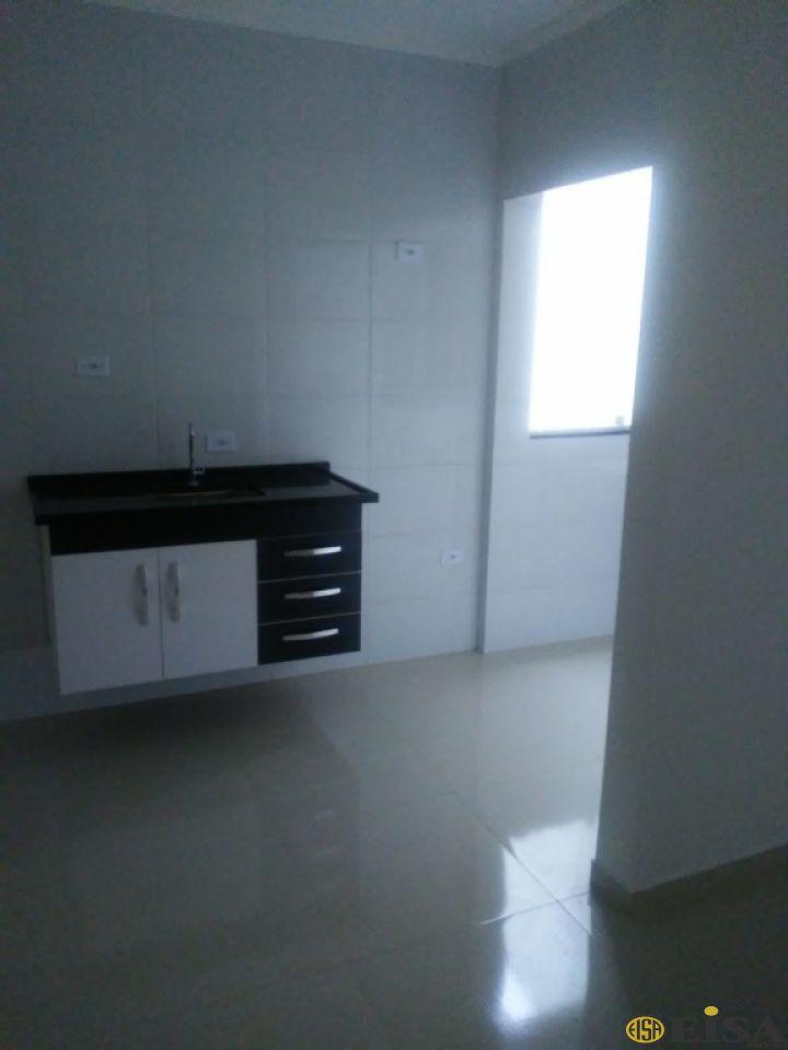 LOCAÇÃO   CONDOMíNIO - Parque Edu Chaves - 1 dormitórios -  Vagas - 48m² - CÓD:EJ5265