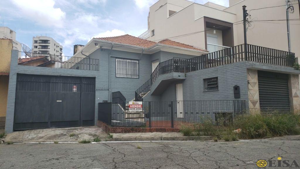 VENDA | CASA ASSOBRADADA - Água Fria - 3 dormitórios - 3 Vagas - 167m² - CÓD:EJ5268