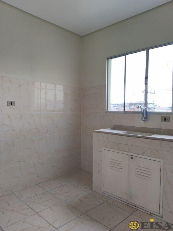 LOCAÇÃO | CASA ASSOBRADADA - Jardim Brasil Zona Norte - 1 dormitórios -  Vagas - 40m² - CÓD:EJ5275