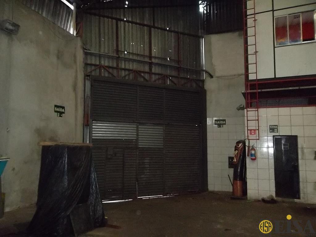 VENDA | GALPãO - Parque Edu Chaves -  dormitórios -  Vagas - 430m² - CÓD:EJ579