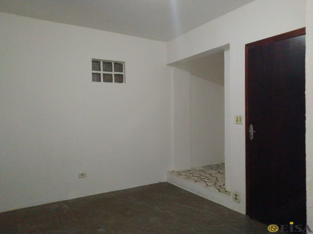 LOCAÇÃO | CASA TéRREA - Jardim Modelo - 1 dormitórios - 0 Vagas - 30m² - CÓD:EJ630