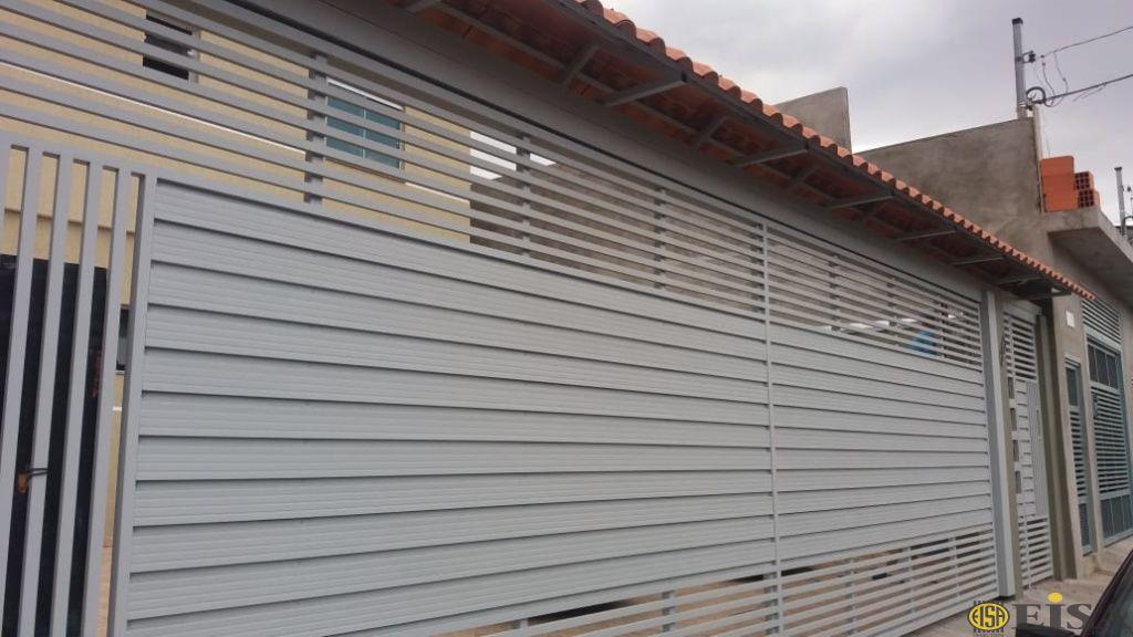 VENDA | CASA TéRREA - Parque Edu Chaves - 2 dormitórios - 1 Vagas - 50m² - CÓD:EJ923