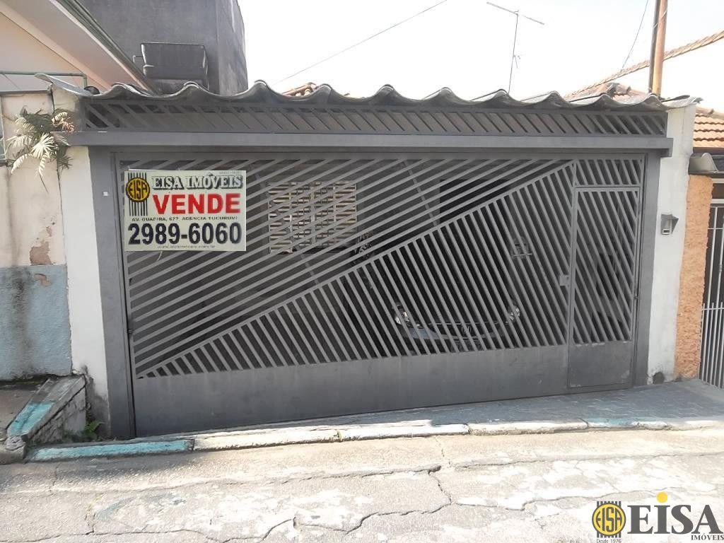 VENDA | CASA TéRREA - Vila Gustavo - 2 dormitórios - 2 Vagas - 120m² - CÓD:ET1153