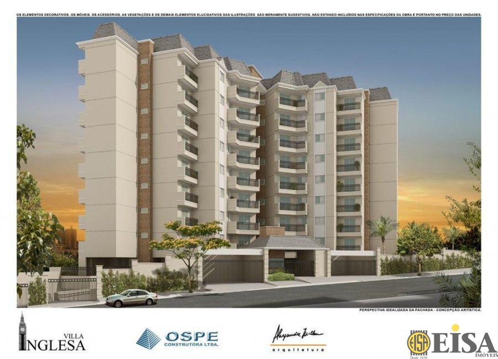 VENDA | APARTAMENTO - Santana - 4 dormitórios - 2 Vagas - 95m² - CÓD:ET1505