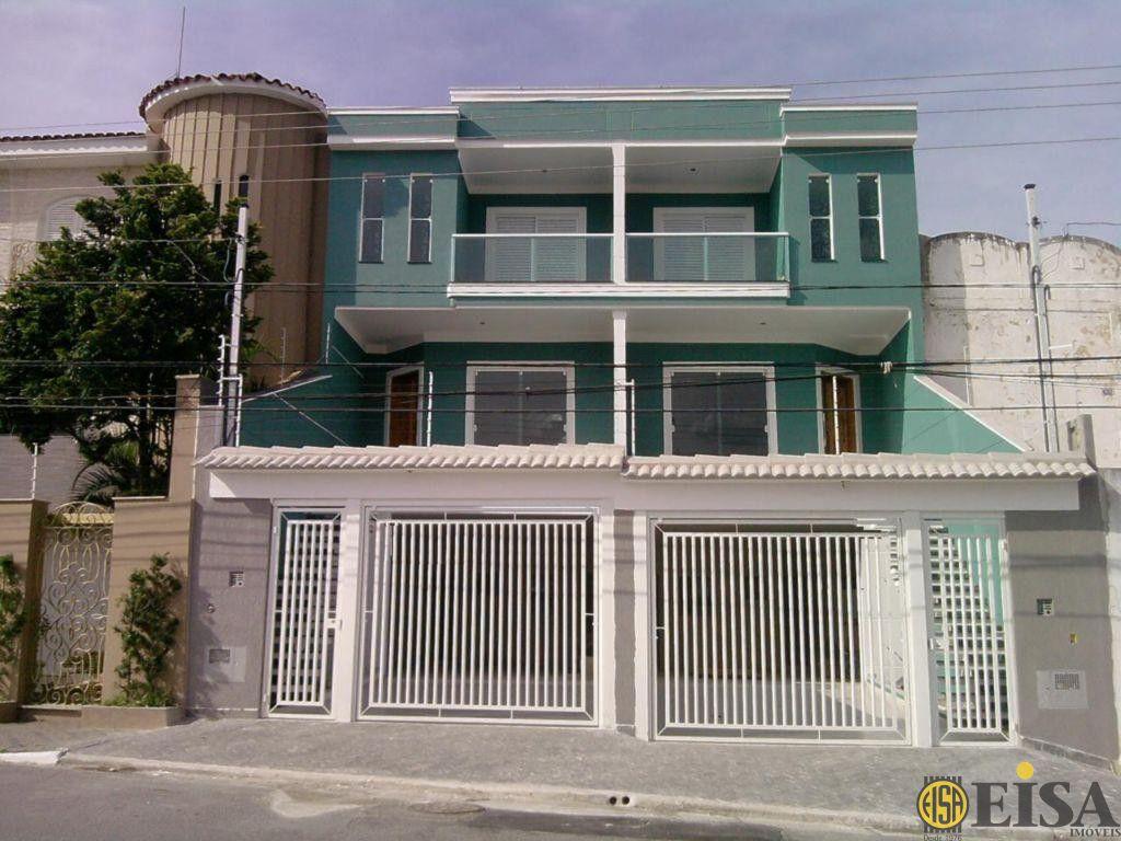 VENDA | SOBRADO - Vila Paiva - 4 dormitórios - 4 Vagas - 250m² - CÓD:ET1544