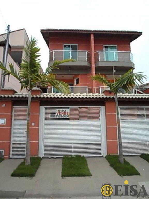 VENDA | SOBRADO - Jardim Santa Mena - 3 dormitórios - 3 Vagas - 140m² - CÓD:ET1659