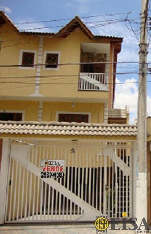 VENDA | SOBRADO - Vila Rosália - 3 dormitórios - 5 Vagas - 208m² - CÓD:ET1669