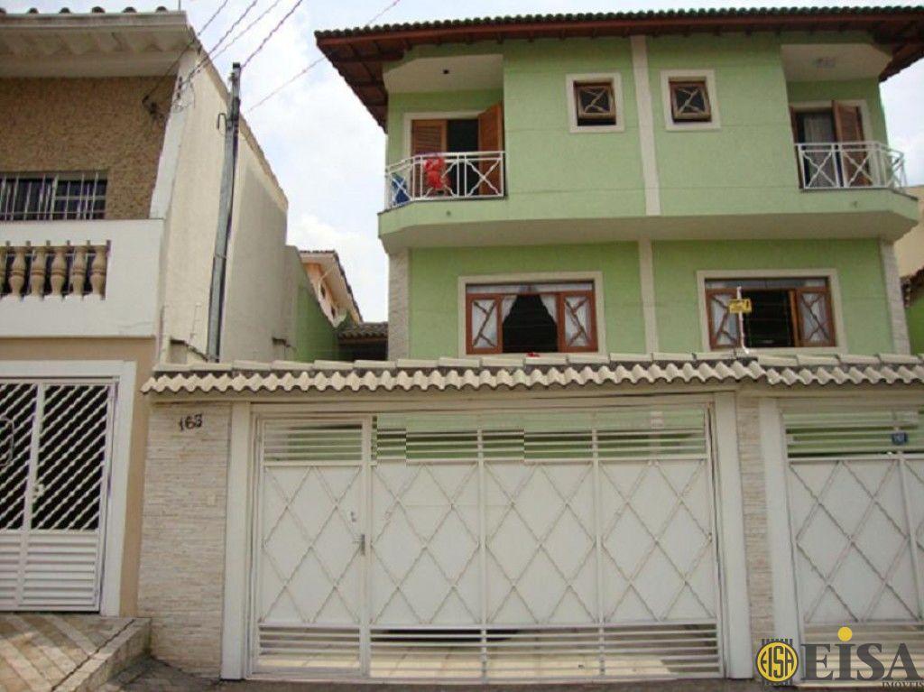 VENDA | SOBRADO - Jardim Santa Mena - 4 dormitórios - 4 Vagas - 140m² - CÓD:ET1671