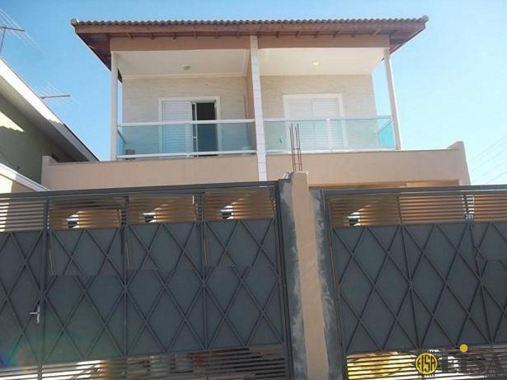 VENDA | SOBRADO - Jardim Santa Mena - 3 dormitórios - 4 Vagas - 174m² - CÓD:ET1684