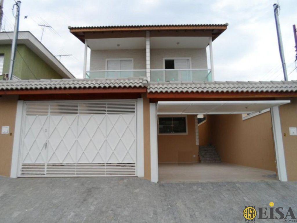 VENDA | SOBRADO - Jardim Santa Mena - 3 dormitórios - 3 Vagas - m² - CÓD:ET1717