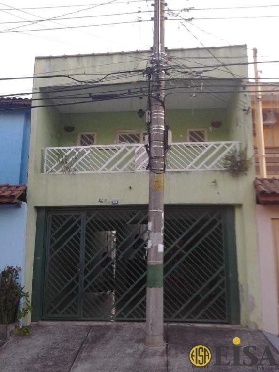 VENDA | SOBRADO - Jardim Rosa de Franca - 3 dormitórios - 2 Vagas - 250m² - CÓD:ET1801