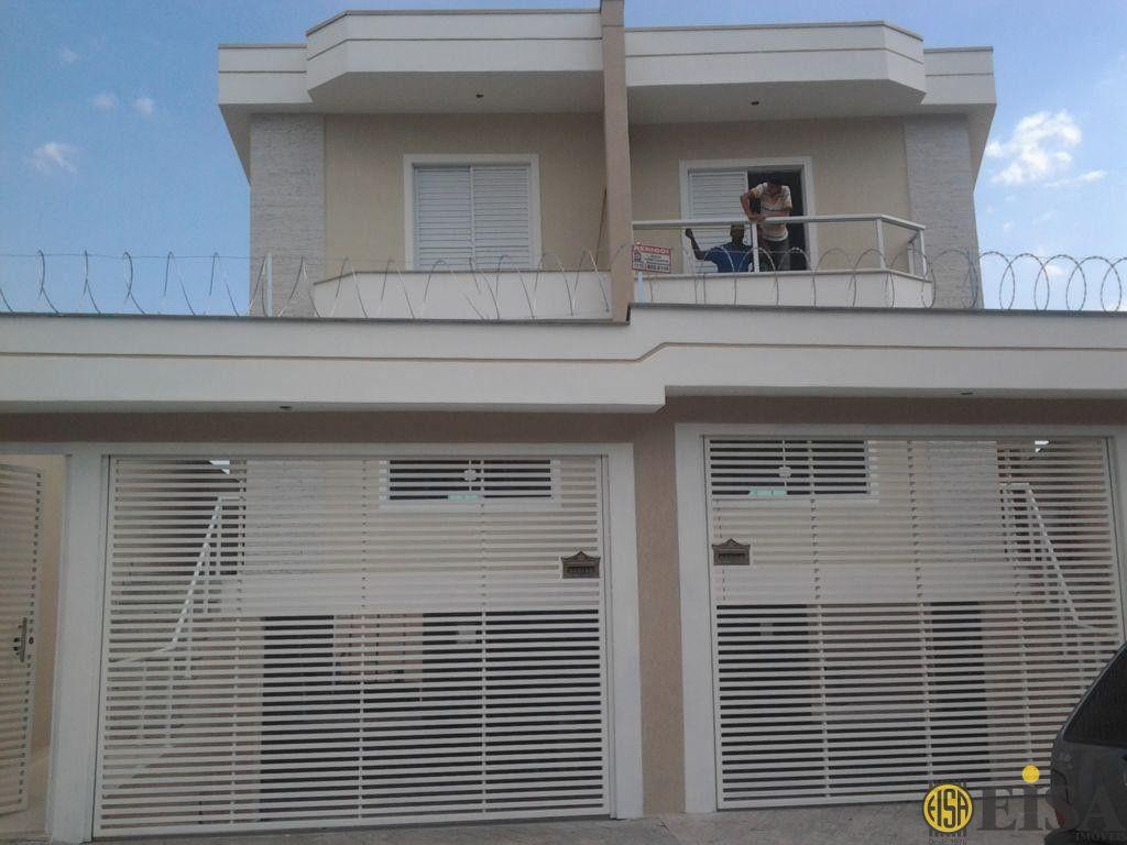 VENDA | SOBRADO - Jardim Rosa de Franca - 3 dormitórios - 4 Vagas - 160m² - CÓD:ET1812