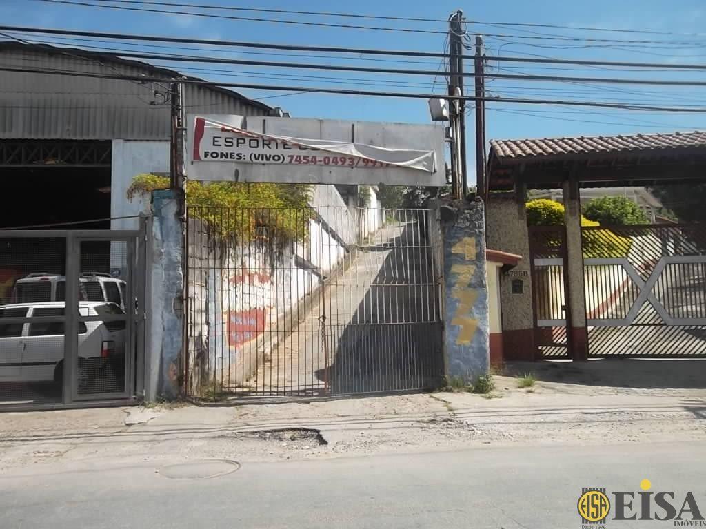 VENDA | GALPãO - Tucuruvi -  dormitórios - 20 Vagas - 3000m² - CÓD:ET1868