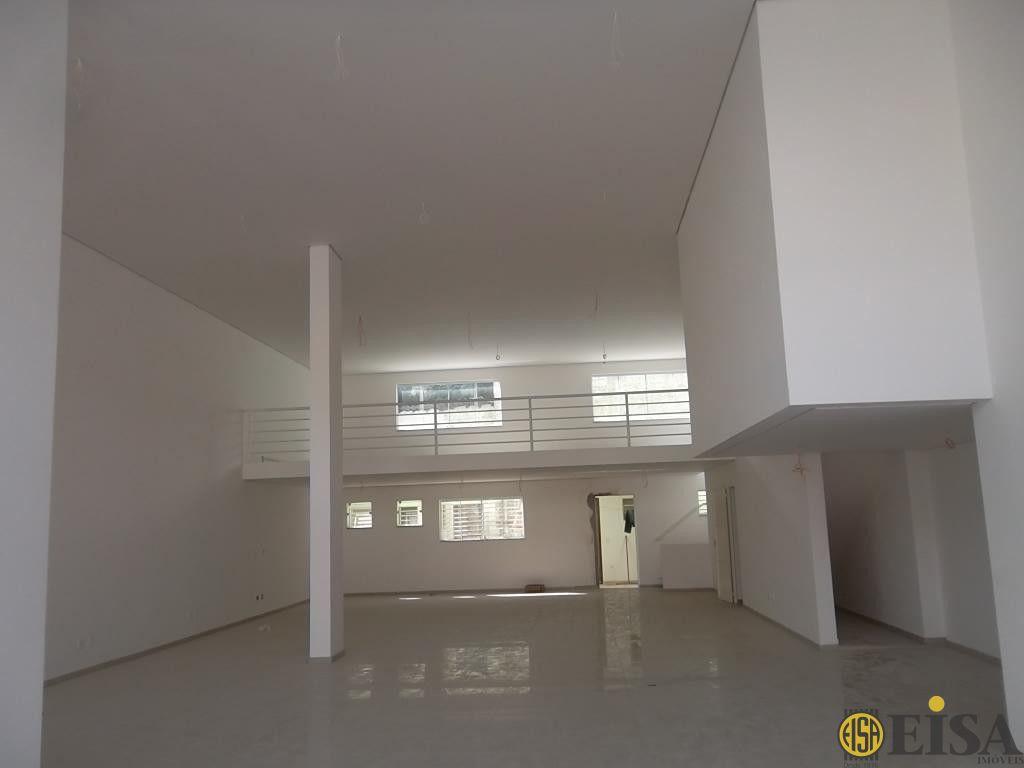 LOCAÇÃO | PRéDIO - Vila Gustavo -  dormitórios - 12 Vagas - 650m² - CÓD:ET1989