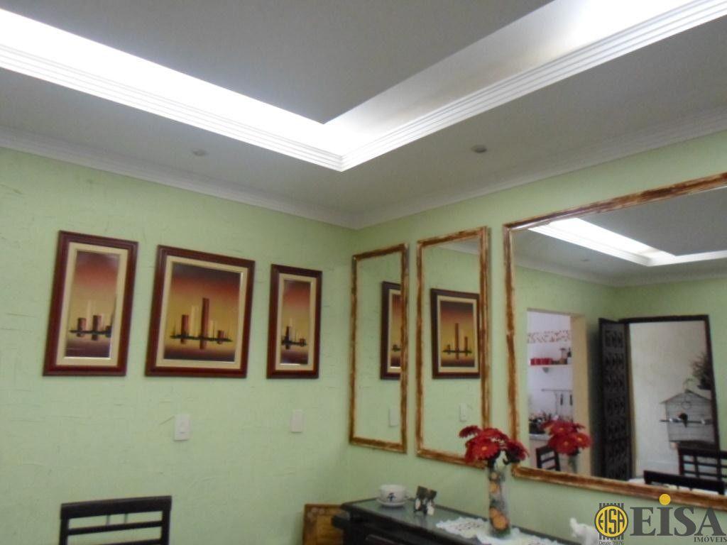 VENDA | SOBRADO - Jardim Santa Mena - 3 dormitórios - 2 Vagas - 180m² - CÓD:ET2078