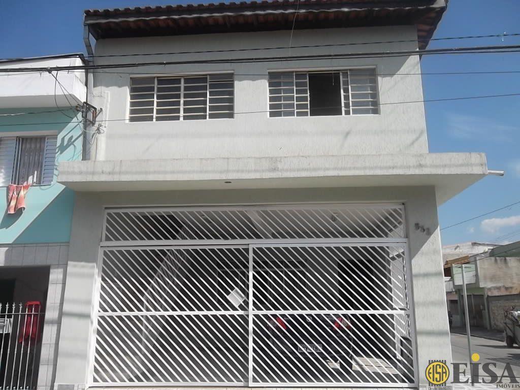 VENDA   CASA TéRREA - Parque Edu Chaves - 2 dormitórios - 3 Vagas - 300m² - CÓD:ET2271