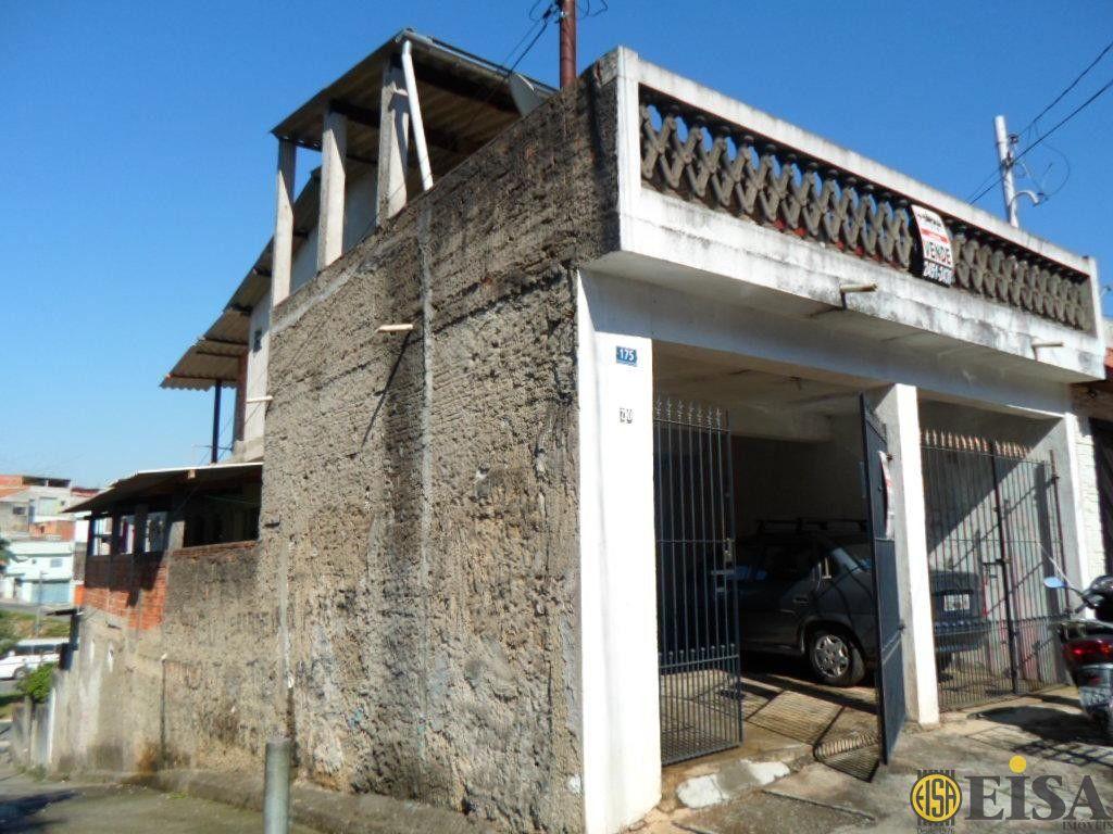 VENDA | CASA TéRREA - Parque Continental Ii - 3 dormitórios - 2 Vagas - 150m² - CÓD:ET2388