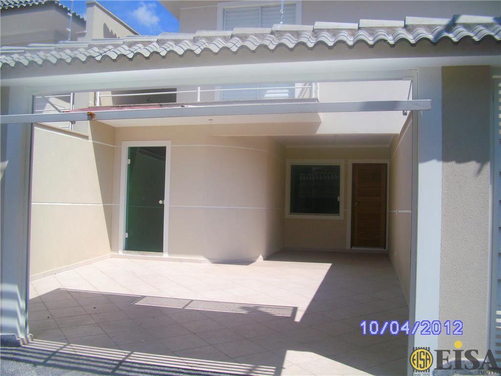 VENDA | SOBRADO - Tucuruvi - 3 dormitórios - 3 Vagas - 140m² - CÓD:ET2566