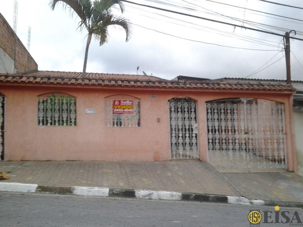 VENDA | CASA TéRREA - Jardim Rosa de Franca - 2 dormitórios - 4 Vagas - 160m² - CÓD:ET2644