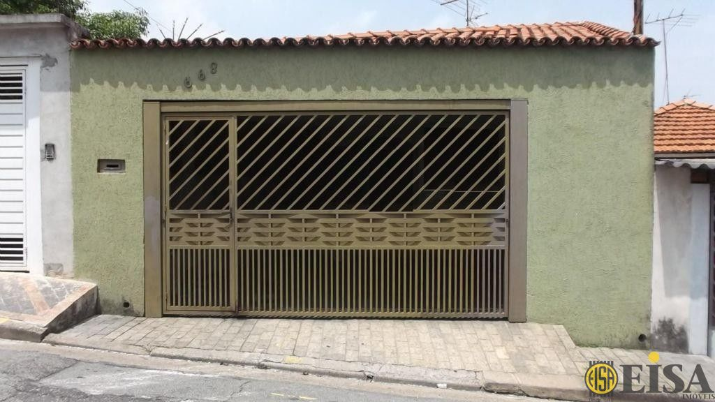 VENDA | CASA TéRREA - Vila Nivi - 3 dormitórios - 2 Vagas - 125m² - CÓD:ET2651