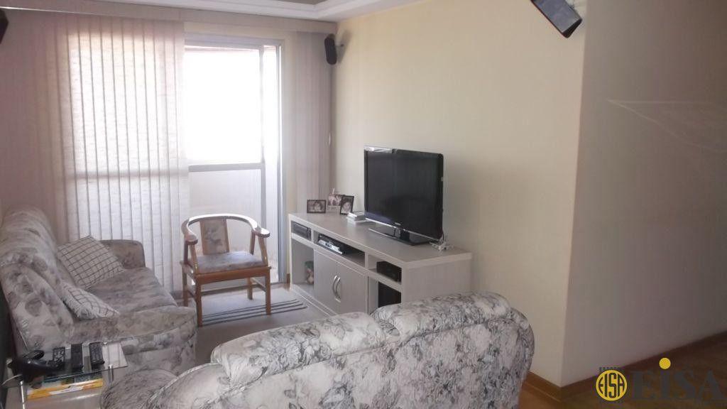 VENDA | APARTAMENTO - Casa Verde - 3 dormitórios - 2 Vagas - 76m² - CÓD:ET2694
