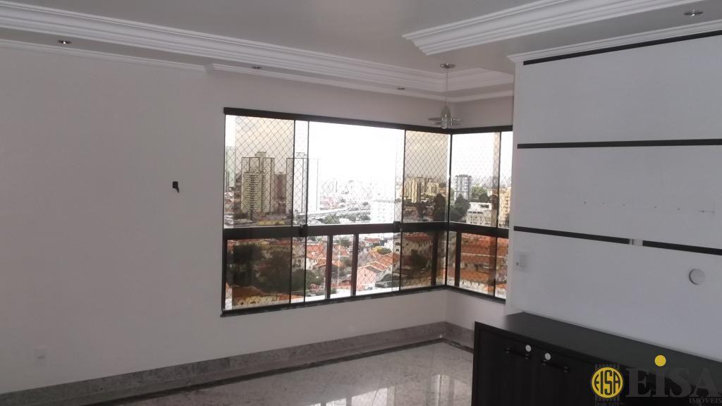 VENDA   APARTAMENTO - Tucuruvi - 2 dormitórios - 3 Vagas - 121m² - CÓD:ET2713