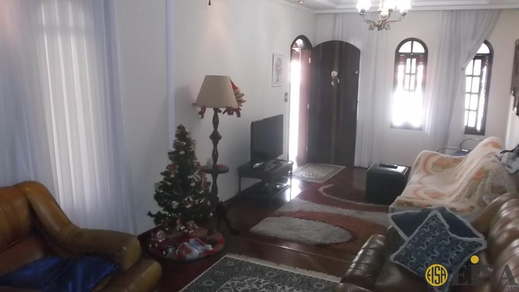 VENDA | SOBRADO - Vila Nova Mazzei - 3 dormitórios - 5 Vagas - 162m² - CÓD:ET2747