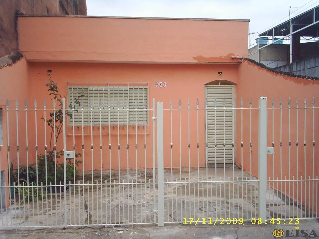 LOCAÇÃO | CASA TéRREA - Jardim Brasil Zona Norte - 1 dormitórios - 1 Vagas - 1m² - CÓD:ET2822