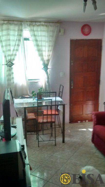 VENDA | APARTAMENTO - Conjunto Habitacional Jova Rural - 2 dormitórios - 1 Vagas - 48m² - CÓD:ET2962