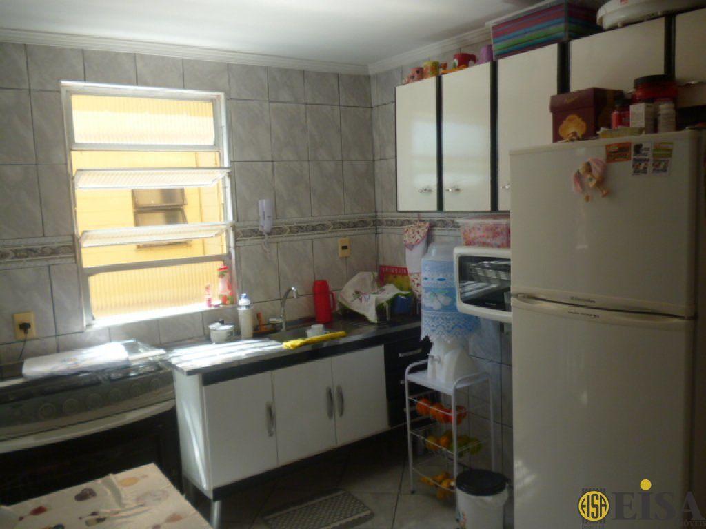 VENDA   APARTAMENTO - Vila Sabrina - 2 dormitórios - 1 Vagas - 52m² - CÓD:ET2990