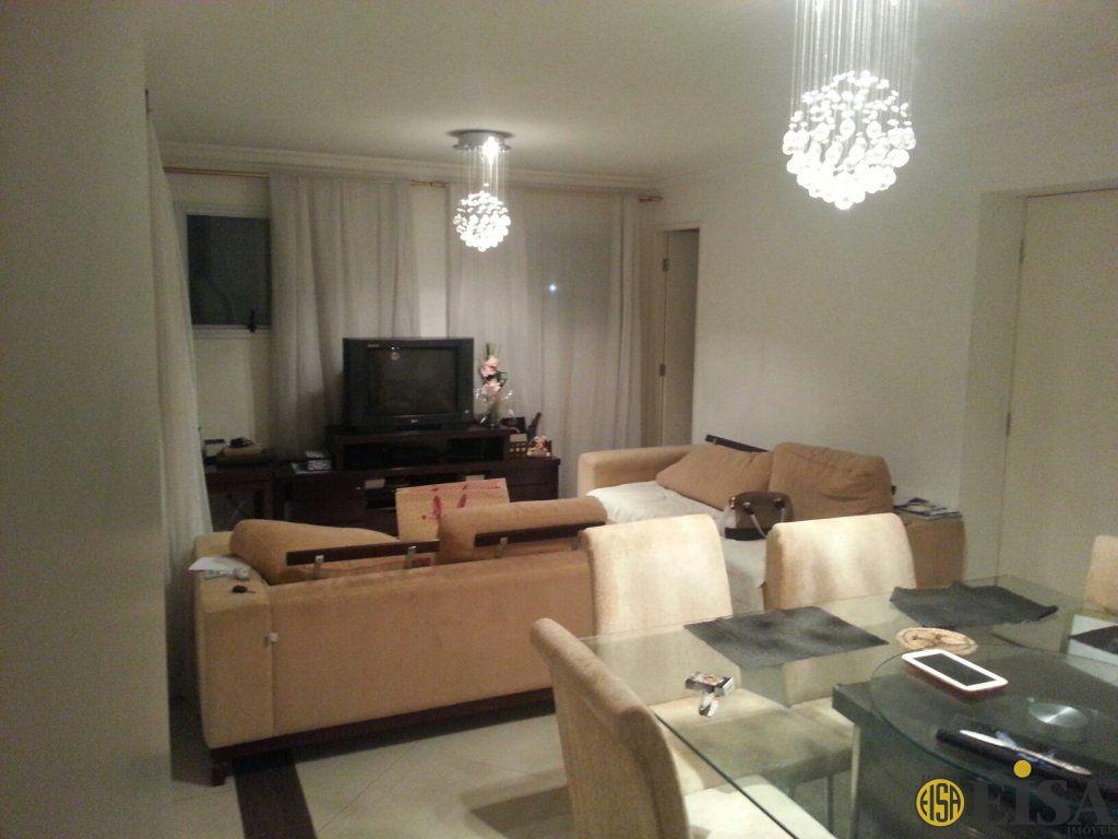 VENDA | APARTAMENTO - Santana - 3 dormitórios - 2 Vagas - 106m² - CÓD:ET3000