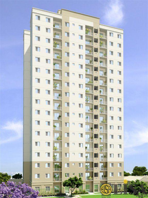 VENDA | APARTAMENTO - Vila Constança - 2 dormitórios - 1 Vagas - 53m² - CÓD:ET3118