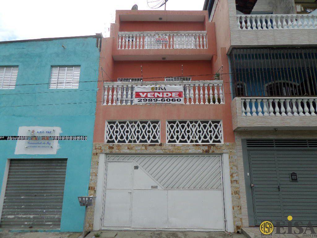 VENDA | SOBRADO - Furnas - 3 dormitórios - 3 Vagas - 250m² - CÓD:ET3124