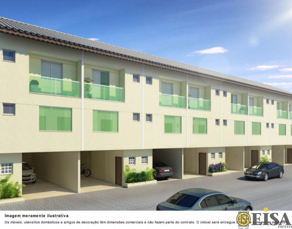 VENDA | SOBRADO - Parque Vitória - 3 dormitórios - 3 Vagas - 130m² - CÓD:ET3150
