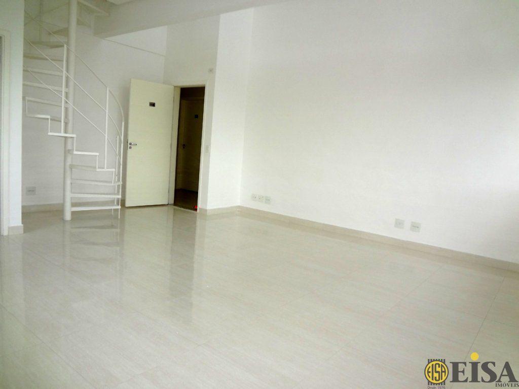 LOCAÇÃO | COMERCIAL - Vila Gustavo -  dormitórios -  Vagas - 60m² - CÓD:ET3217