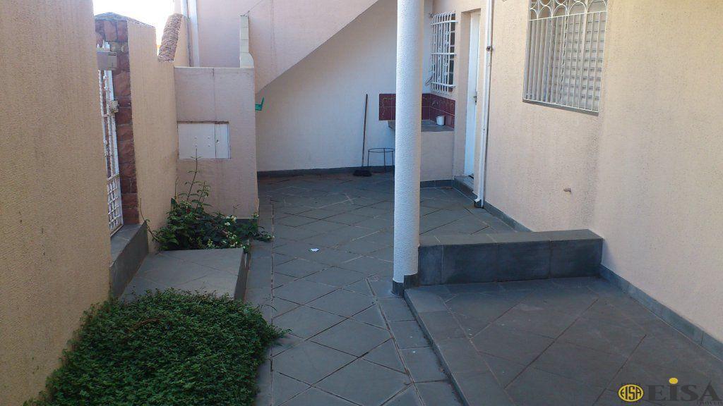 LOCAÇÃO | CASA TéRREA - Vila Gustavo - 2 dormitórios - 1 Vagas - 100m² - CÓD:ET3219