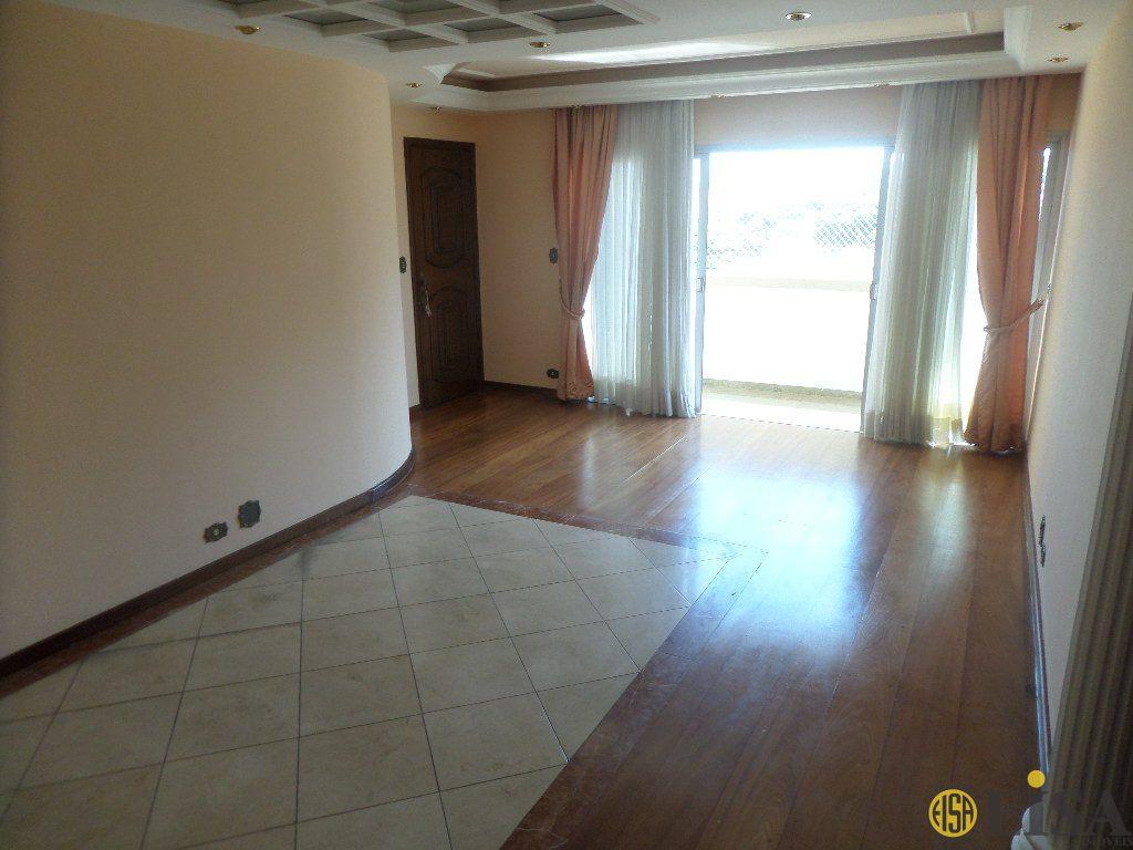 LOCAÇÃO | APARTAMENTO - Água Fria - 3 dormitórios - 3 Vagas - 158m² - CÓD:ET3222