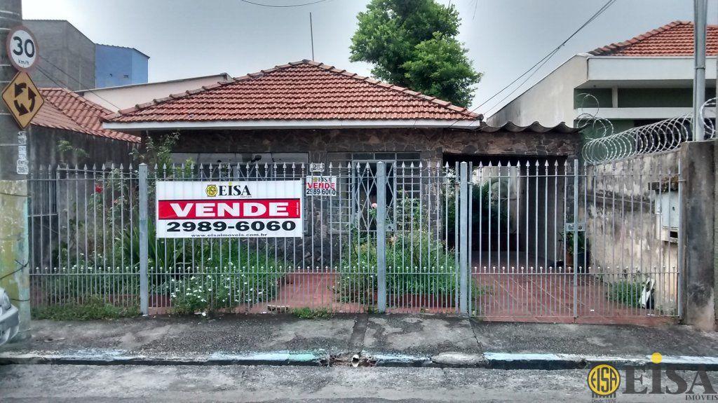 VENDA | CASA TéRREA - Parque Edu Chaves - 2 dormitórios - 4 Vagas - 100m² - CÓD:ET3229