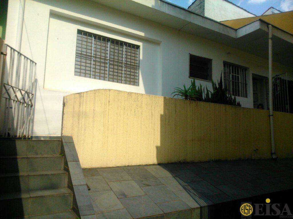 VENDA | CASA TéRREA - Jardim São Paulo  Zona Norte - 1 dormitórios -  Vagas - 40m² - CÓD:ET3239