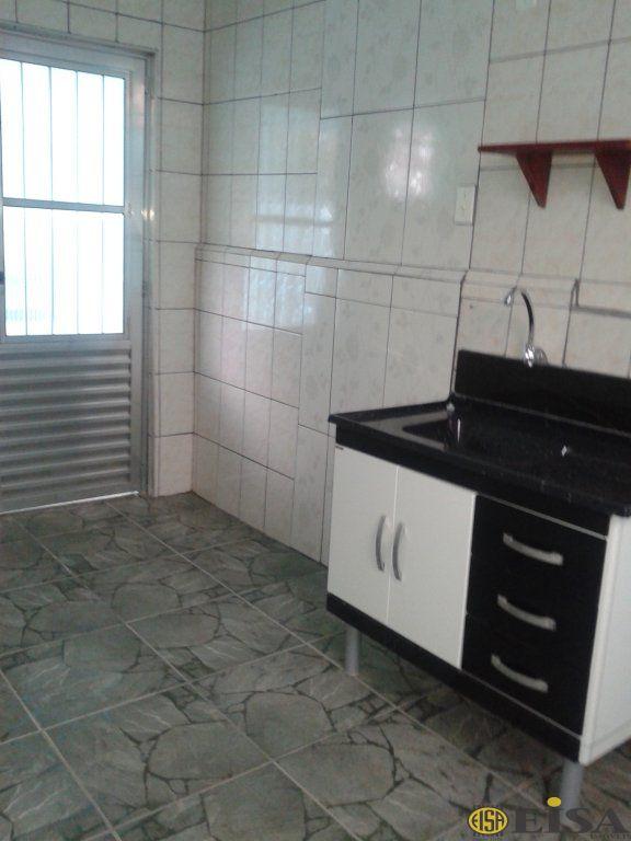 LOCAÇÃO | CASA TéRREA - Tucuruvi - 1 dormitórios -  Vagas - 50m² - CÓD:ET3277