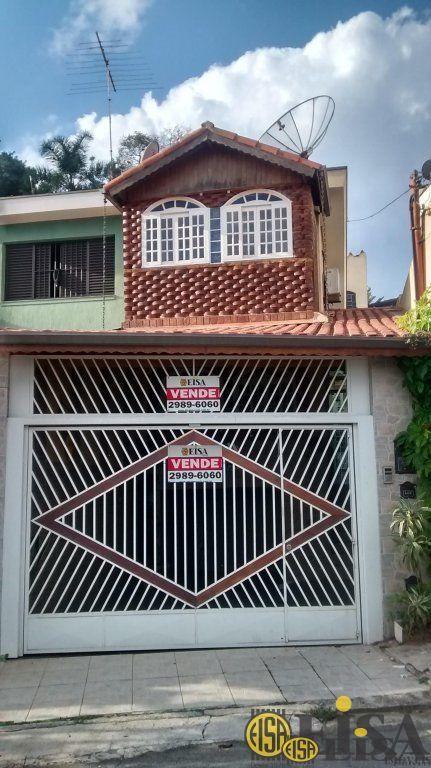 VENDA | SOBRADO - Vila Gustavo - 4 dormitórios - 3 Vagas - 550m² - CÓD:ET3302