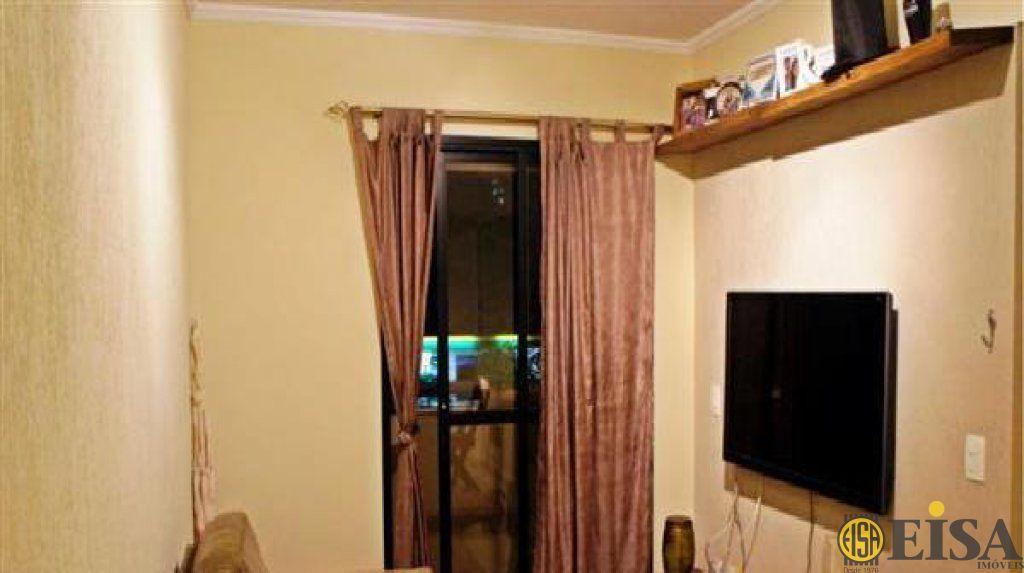 VENDA | APARTAMENTO - Santana - 2 dormitórios - 1 Vagas - 50m² - CÓD:ET3376