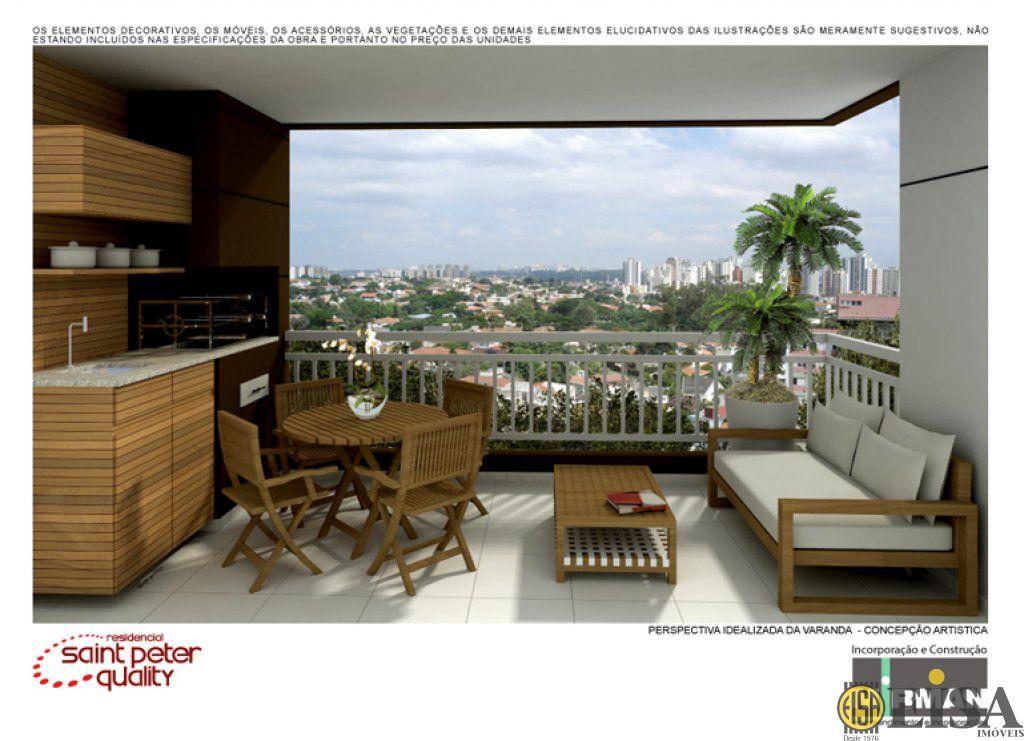 VENDA | APARTAMENTO - Parada Inglesa - 3 dormitórios - 2 Vagas - 76m² - CÓD:ET3422