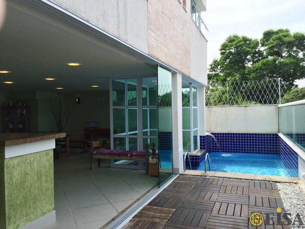 VENDA | CONDOMíNIO - Horto Florestal - 4 dormitórios - 3 Vagas - 325m² - CÓD:ET3463