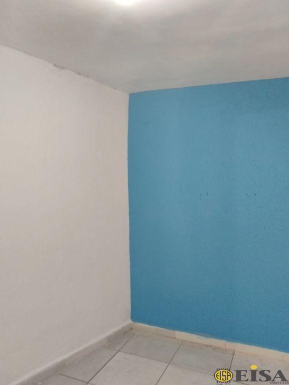 LOCAÇÃO | CASA ASSOBRADADA - Tucuruvi - 1 dormitórios -  Vagas - 50m² - CÓD:ET3464