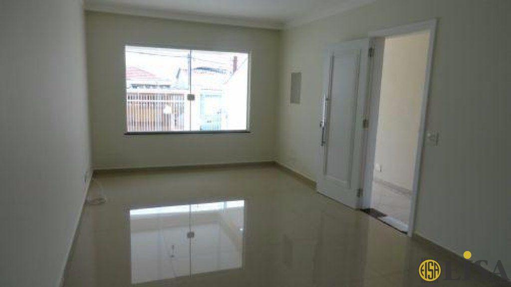 VENDA | CASA ASSOBRADADA - Vila Nova Mazzei - 3 dormitórios - 4 Vagas - 142m² - CÓD:ET3507