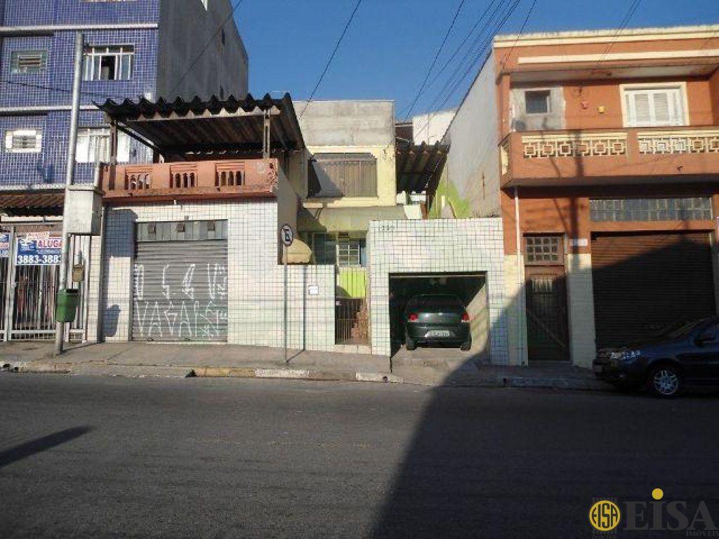 VENDA | SOBRADO - Vila Isolina Mazzei - 2 dormitórios - 2 Vagas - 270m² - CÓD:ET3536