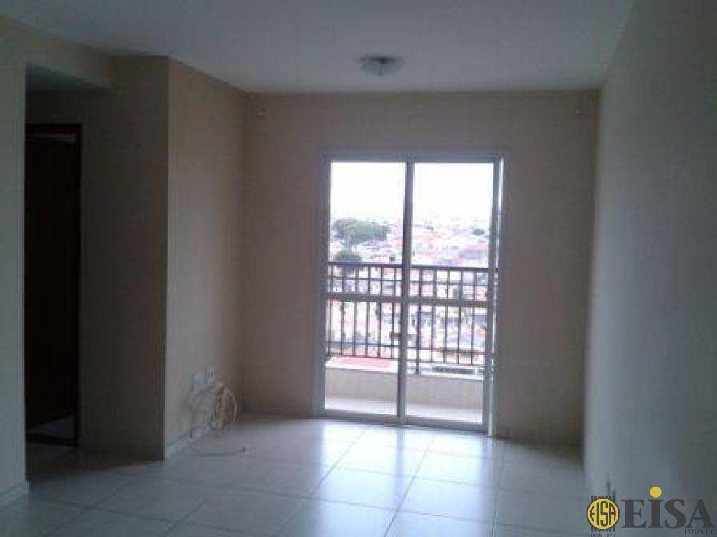 VENDA   APARTAMENTO - Vila Medeiros - 2 dormitórios - 1 Vagas - 56m² - CÓD:ET3546