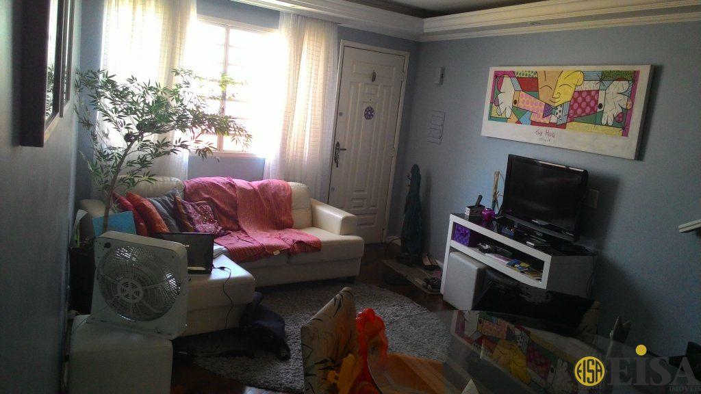 VENDA | CASA ASSOBRADADA - Lauzane Paulista - 2 dormitórios - 2 Vagas - 75m² - CÓD:ET3569